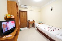 Standard Single Room Facilities